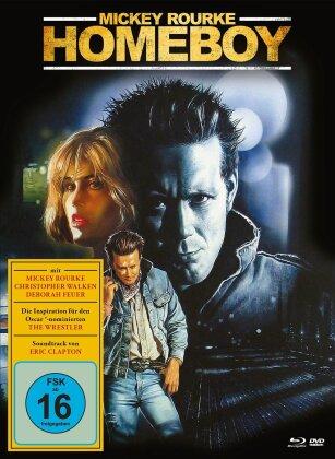 Homeboy (1988) (Cover A, Edizione Limitata, Mediabook, Blu-ray + DVD)