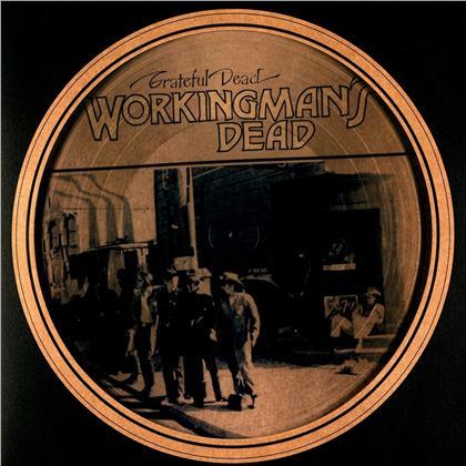 The Grateful Dead - Workingman's Dead (2020 Reissue, 50th Anniversary Edition, LP)