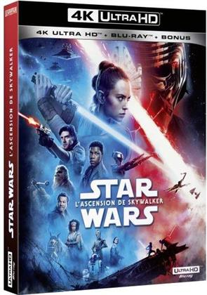 Star Wars - Episode 9 - L'ascension de Skywalker (2019) (4K Ultra HD + 2 Blu-rays)
