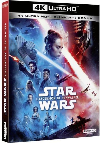 Star Wars - Episode 9 - L'ascension de Skywalker (2019) (4K Ultra HD + 2 Blu-ray)