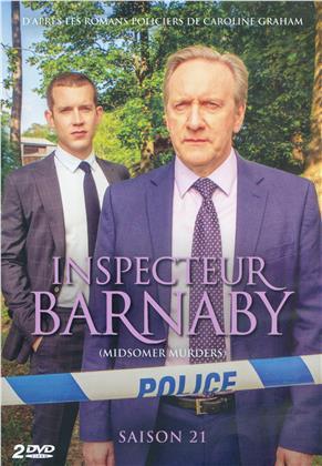 Inspecteur Barnaby - Saison 21 (2 DVD)