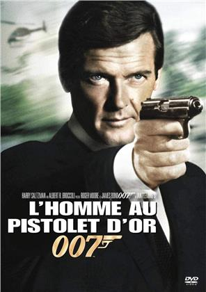 James Bond: L'Homme au pistolet d'or (1974)