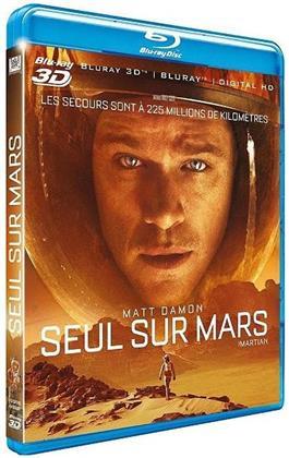 Seul sur Mars (2015) (Blu-ray 3D + Blu-ray)