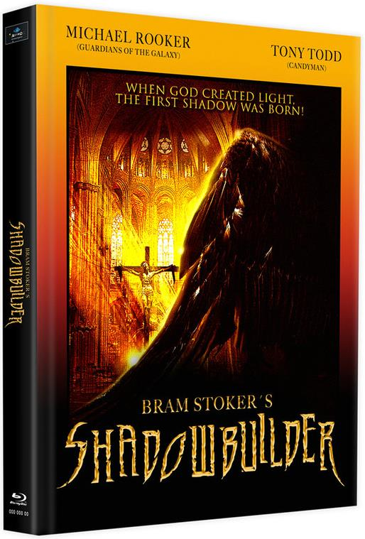 Bram Stoker's Shadowbuilder (1998) (Cover B, Limited Edition, Mediabook, 2 Blu-rays)