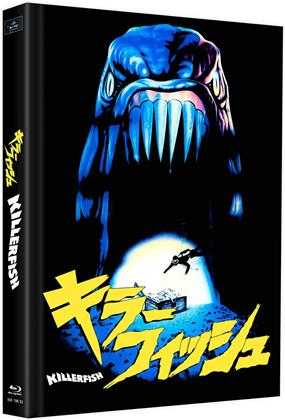 Killerfish (1979) (Cover K, Limited Edition, Mediabook, 2 Blu-rays)