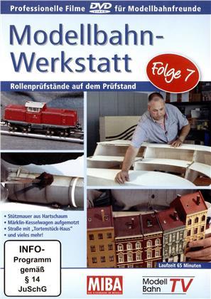 Modellbahn-Werkstatt - Folge 7