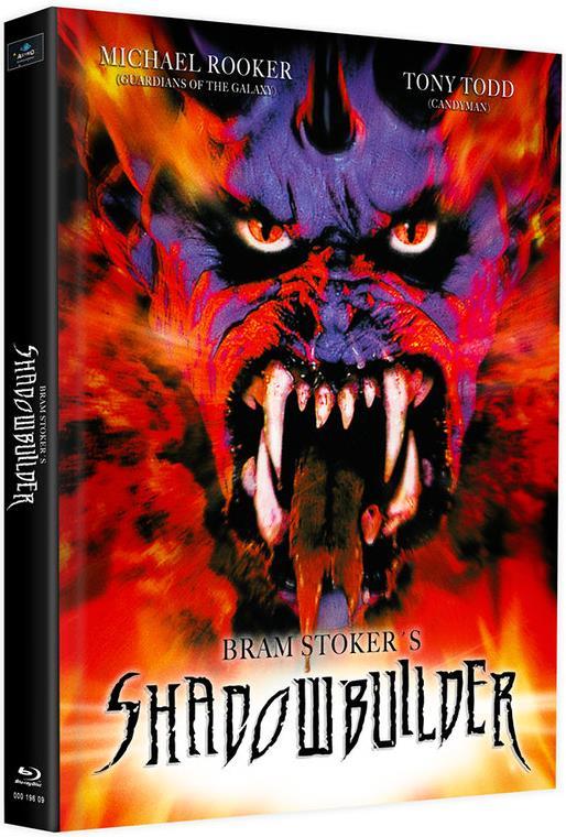 Bram Stoker's Shadowbuilder (1998) (Cover D, Limited Edition, Mediabook, 2 Blu-rays)