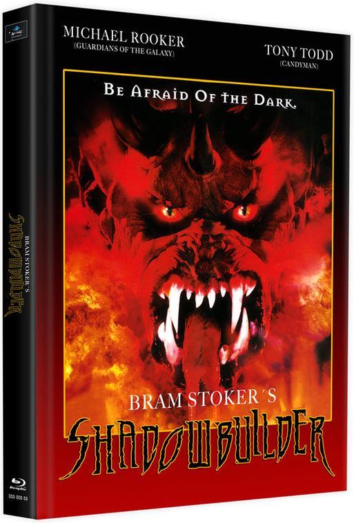 Bram Stoker's Shadowbuilder (1998) (Cover C, Edizione Limitata, Mediabook, 2 Blu-ray)