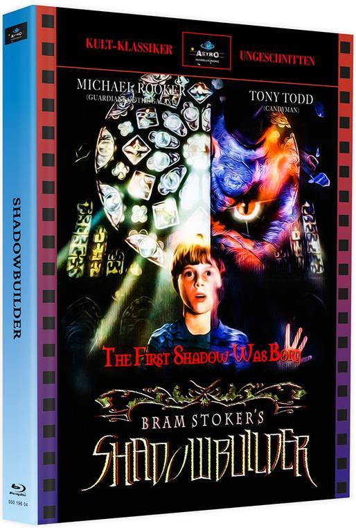 Shadowbuilder (1998) (Cover A, Kult-Klassiker Ungeschnitten, Edizione Limitata, Mediabook, 2 Blu-ray)
