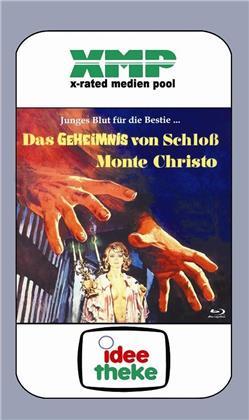 Das Geheimnis von Schloss Monte Christo (1970) (Grosse Hartbox, Cover V, Limited Edition)