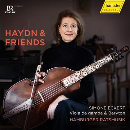Hamburger Ratsmusik, Joseph Haydn (1732-1809), + & Simone Eckert - Haydn & Friends