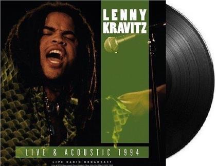 Lenny Kravitz - Live & Acoustic 1994 (LP)