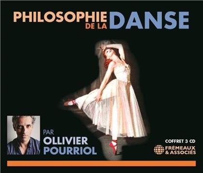 Olivier Pourriol - Philosophie De La Danse (3 CDs)
