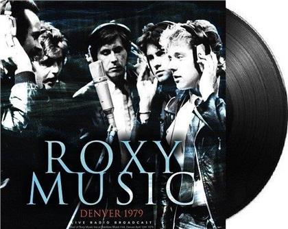 Roxy Music - Denver 1979 (LP)