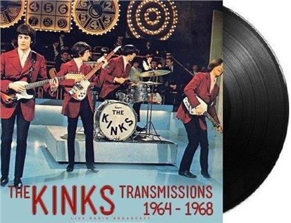 The Kinks - Transmissions 1964 - 1968 (LP)