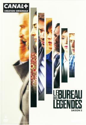 Le Bureau des Légendes - Saison 5 (4 DVDs)