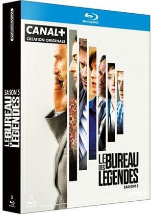 Le Bureau des Légendes - Saison 5 (3 Blu-rays)