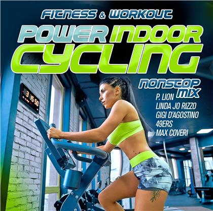 Fitness & Workout Mix - Power Indoor Cycling