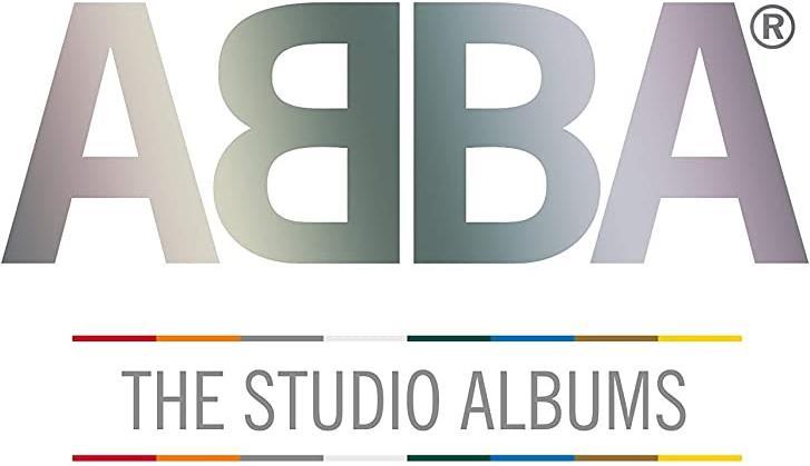 ABBA - Studio Albums (Boxset, Colored, 8 LPs)