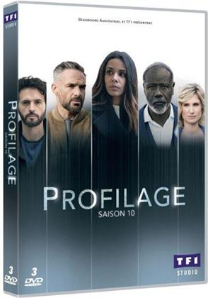 Profilage - Saison 10 (3 DVDs)