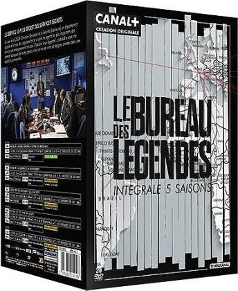 Le Bureau des Légendes - Saisons 1 à 5 (15 DVDs)