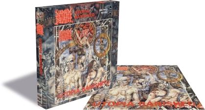 Napalm Death: Utopia Banished - 500 Piece Jigsaw Puzzle