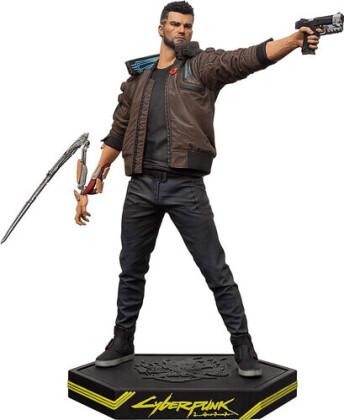 Cyberpunk 2077 Male V Statue