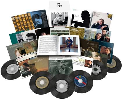 Glenn Gould (1932-1982) - The Bach Box - The Remastered Columbia Recordings (30 CDs)