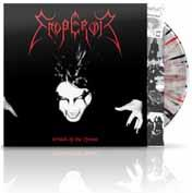 Emperor - Wrath Of The Tyrant (2020 Reissue, Clear Red/Black Splatter Vinyl, LP)