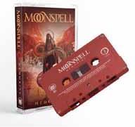 Moonspell - Memorial (Red Cassette)