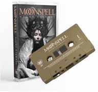Moonspell - Night Eternal (Gold Colored Cassette)