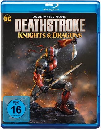Deathstroke - Knights & Dragons
