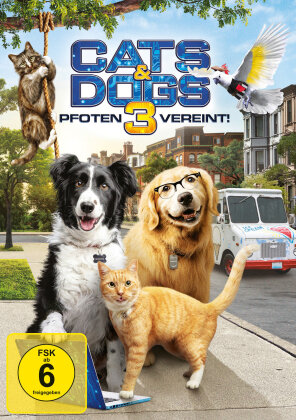 Cats & Dogs 3 - Pfoten vereint! (2020)