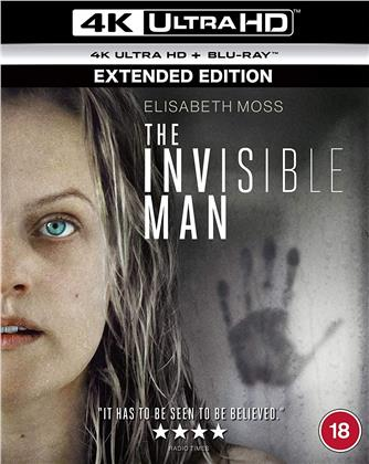 The Invisible Man (2020) (4K Ultra HD + Blu-ray)