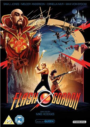 Flash Gordon (1980) (40th Anniversary Edition)
