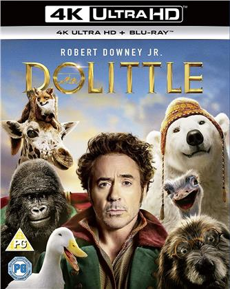 Dolittle (2020) (4K Ultra HD + Blu-ray)