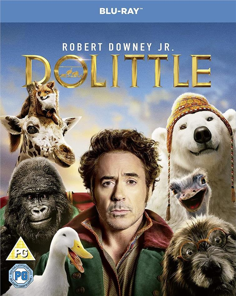 Dolittle (2020)