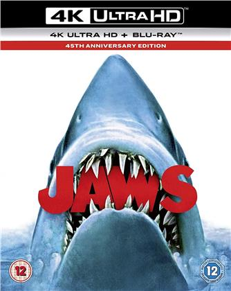Jaws (1975) (4K Ultra HD + Blu-ray)