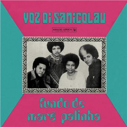 Voz Di Sanicolau - Fundo De Marê Palinha (Gatefold, LP)