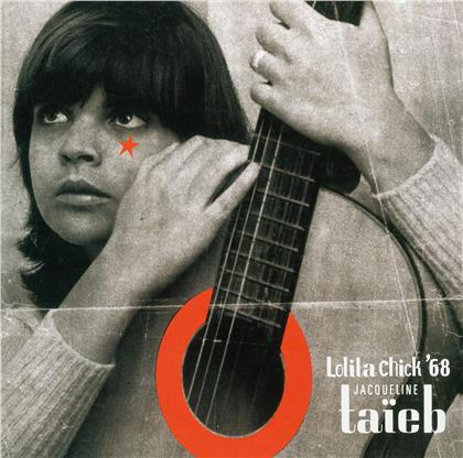 Jacqueline Taieb - Lolita Chick '68 (Limited, Orange Vinyl, LP)