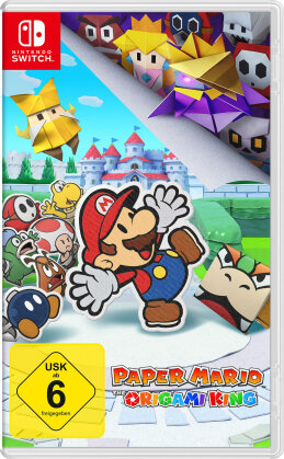 Paper Mario: The Origami King (German Edition)