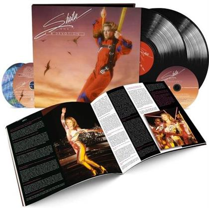 Sheila & B. Devotion - King Of The World (40th Anniversary Deluxe Boxset, 2 LPs + 2 CDs + DVD)