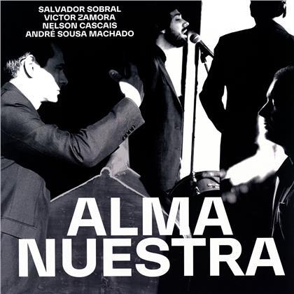 Salvador Sobral - Alma Nuestra (LP + CD)