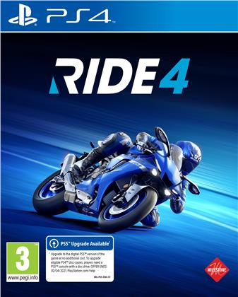 RIDE 4 [PS4/Upgrade to PS5]