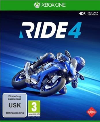 Ride 4 (Xone/Xsx)