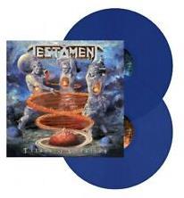 Testament - Titans Of Creation (Blue Vinyl, LP)