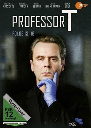 Professor T - Folge 13-16 (2 DVDs)
