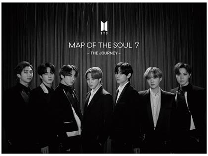 "BTS (Bangtan Boys) (K-Pop) - Map Of The Soul: 7 The Journey (""C"" Version, Universal Japan, Japan Edition)"