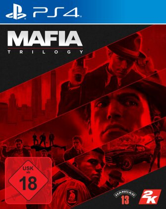 Mafia Trilogy (German Edition)