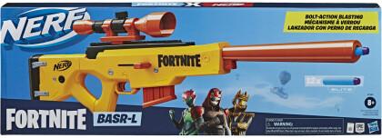 Nerf Fortnite BASR-L Blaster - ca. 76x26x7 cm, Fernrohr,